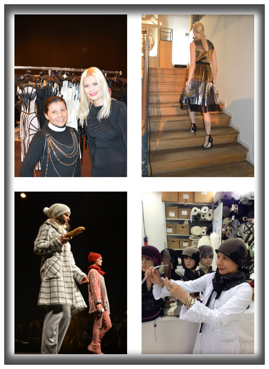 Mariposa Fashion Blog- Paris Fashion Week- europe Design- Trends & Designer