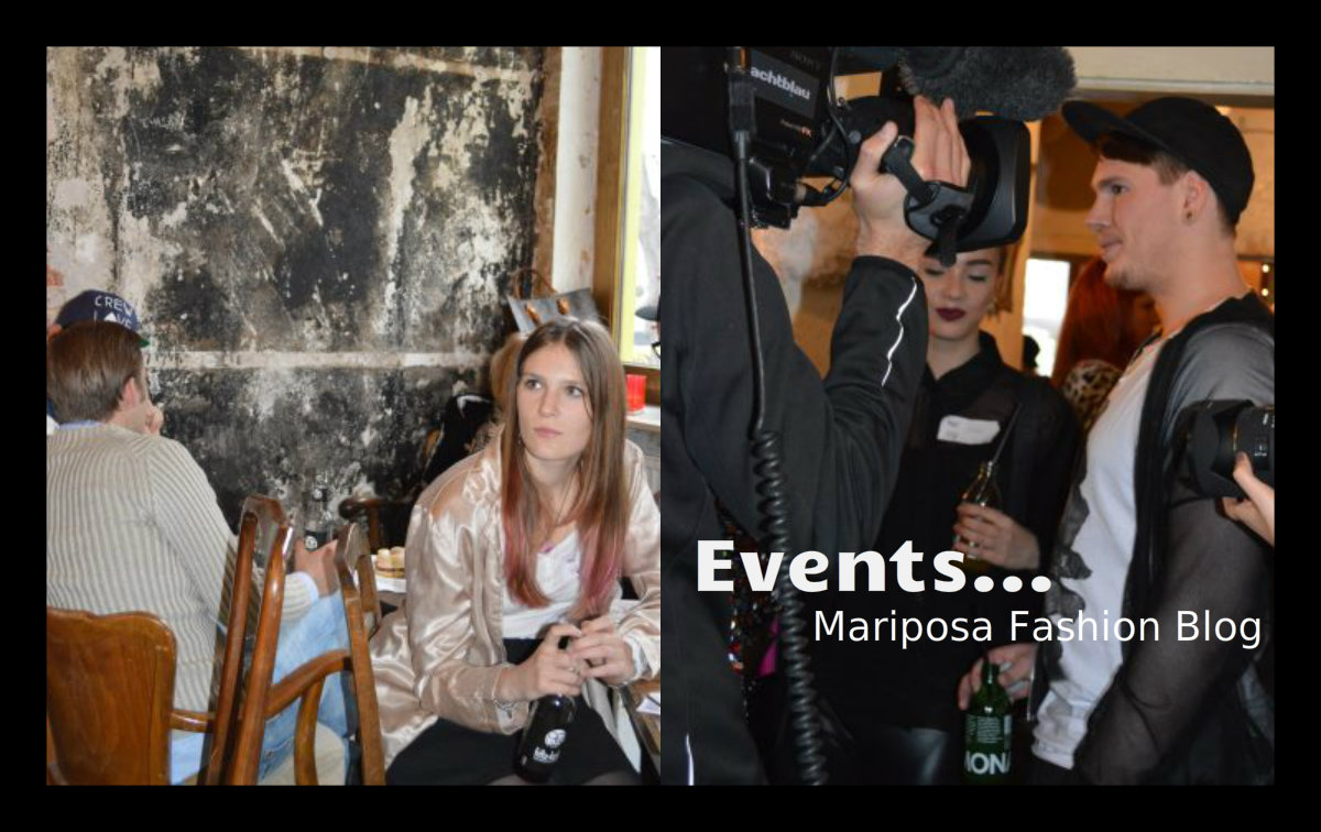 collage-Events, Mariposa Fashion Blog, Germany