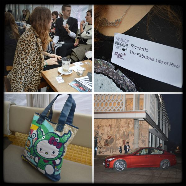 Fashion Week Berlin, El mundo blogger de alemania, Los blogger y sus intereses