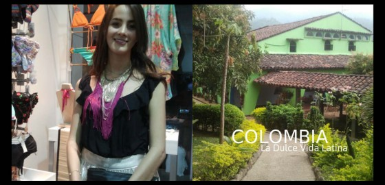 collage-Casa Colombia, Latino welt, Style, Mariposa Fashion Blog, Travel with me