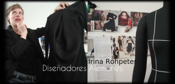 German Designer, Irina Rohpeter, Mariposa Fashion Blog, Mode Hautnah, Hamburg, Germany