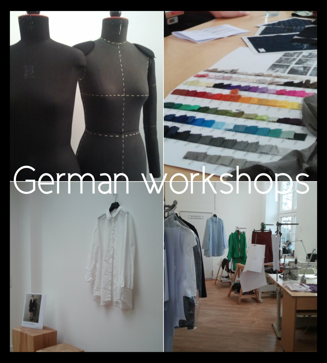 Irina Rohpeter, German workshops, Mariposa Fashion Blog, Ateliers- 12