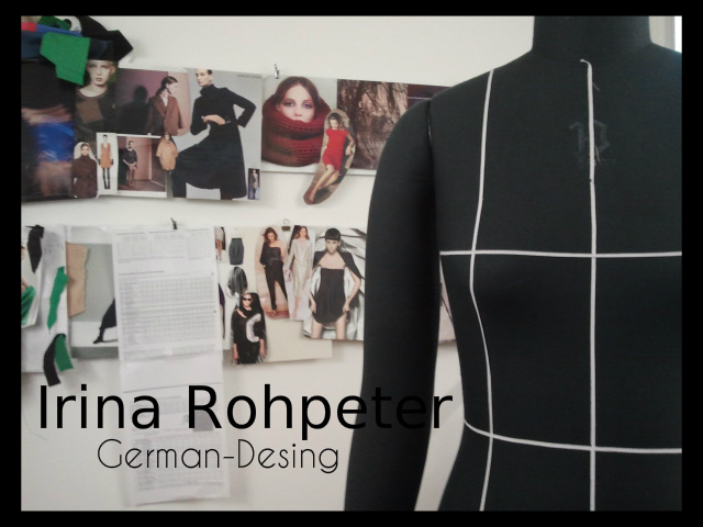 Irina Rohpeter, german desing, Mariposa Fashion blog
