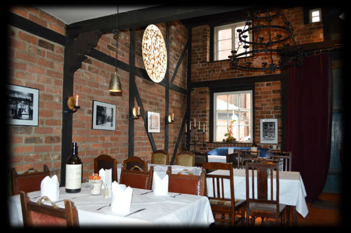 ABTHAUS, Restauran in Buxtehude- Travel with me, Germany