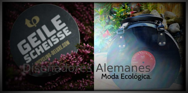 Moda ecológica, Disenadores alemanes, Fair Trade, UPCYCLING-Deluxe, Mariposa Fashion Blog, Germany, Desing aus Deutschland