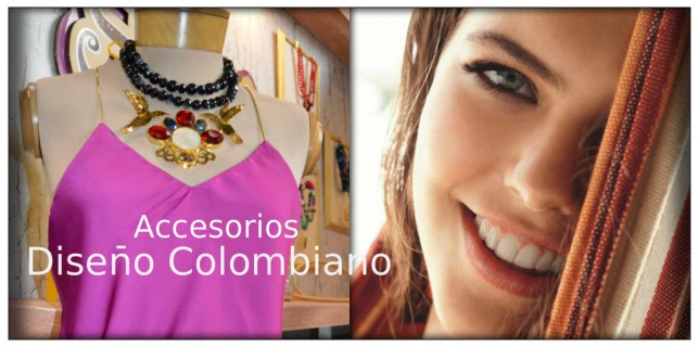 Diseno Colombiano, Statements, Fashion Report, The etno look