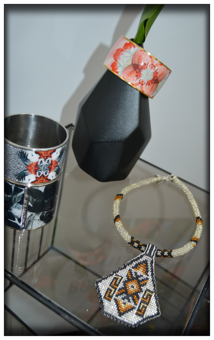 Accessorie & Statements-Desing- Kolumbien