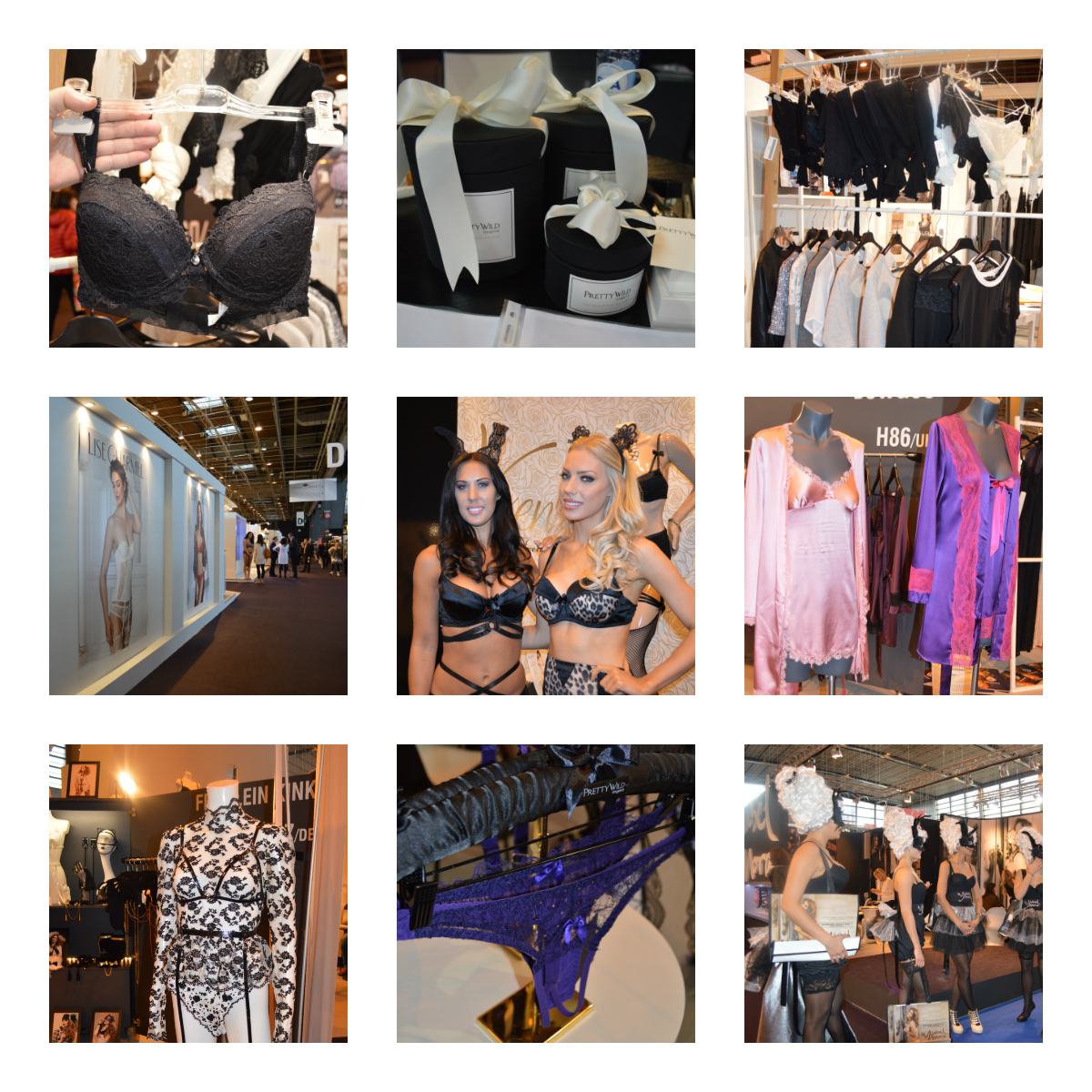 Die Messe- Salon International de la lingerie- 2015