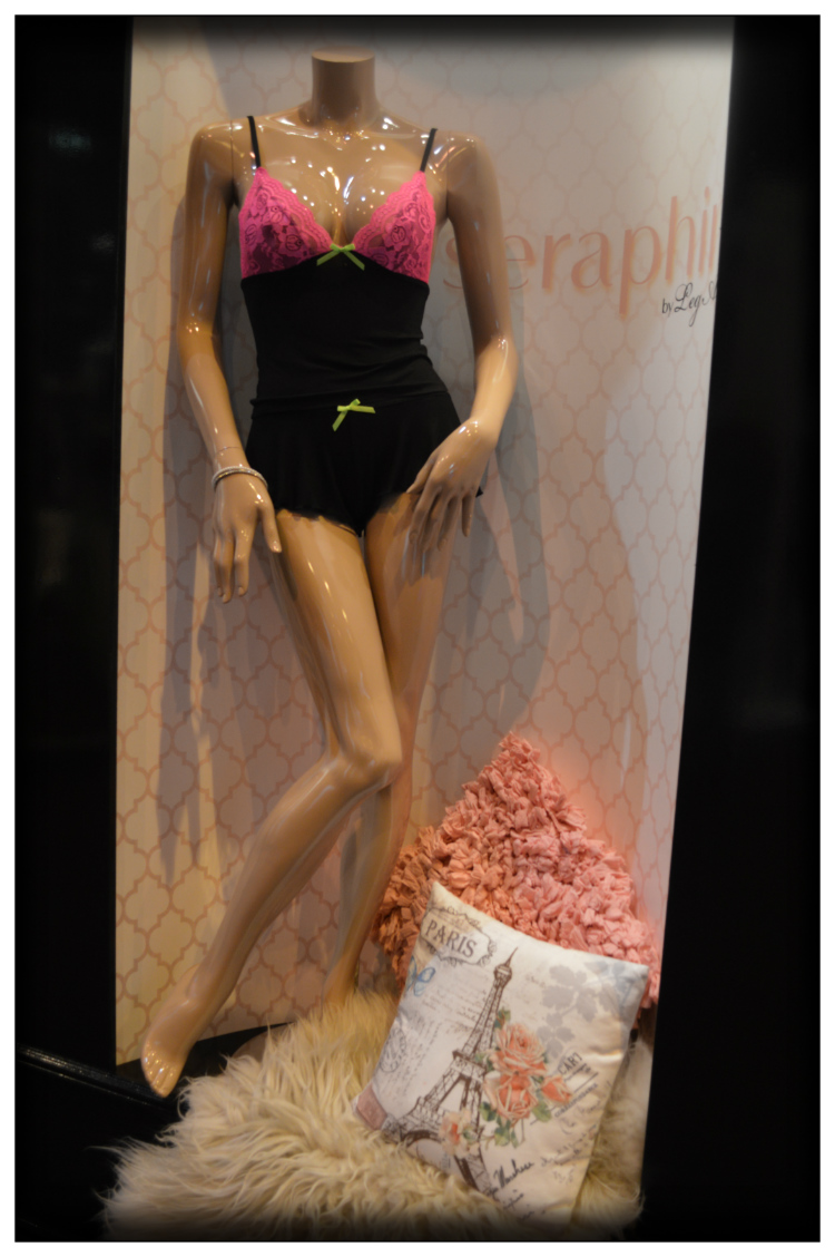 Salon international de la lingerie- Tendencias-2015