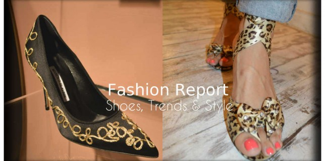Shoes & Trends- Fashion Report by Mariposa Fashion blog