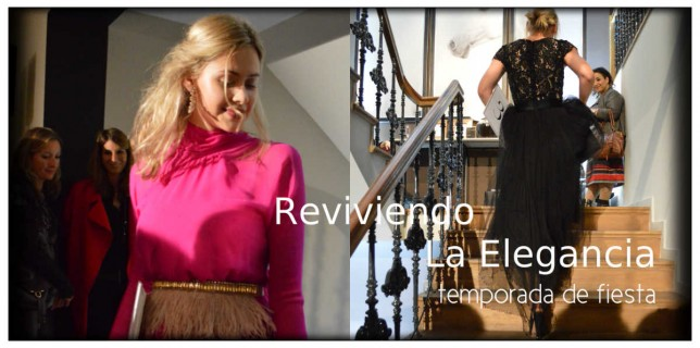 Mariposa Fashion Blog- Temporada de fiesta- Moda- Tendencias