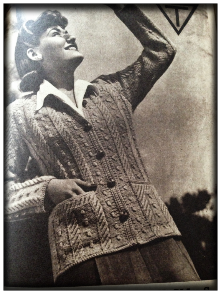 Latino Fashion Magazin- 1940- Mariposa Fashion Blog- The history of fashion