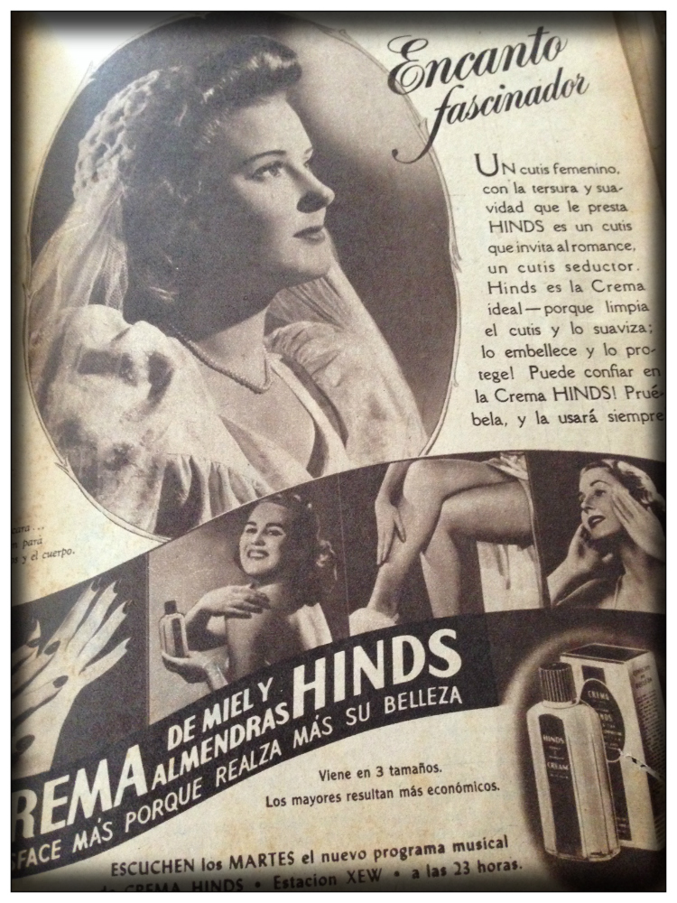 Magazin- Vintage Fashion- Latin America- Ladies vintage- Trends- Fashion Magazin aus Mexiko 1940