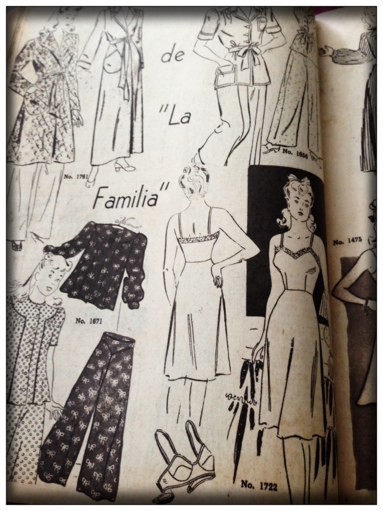 Trends- Vintage- 1940 Fashion- Latino Magazin- Mariposa Fashion Blog