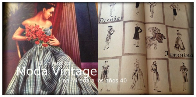 Vintage Fashion- Latino Fashion Magazin- Mariposa Fashion Blog