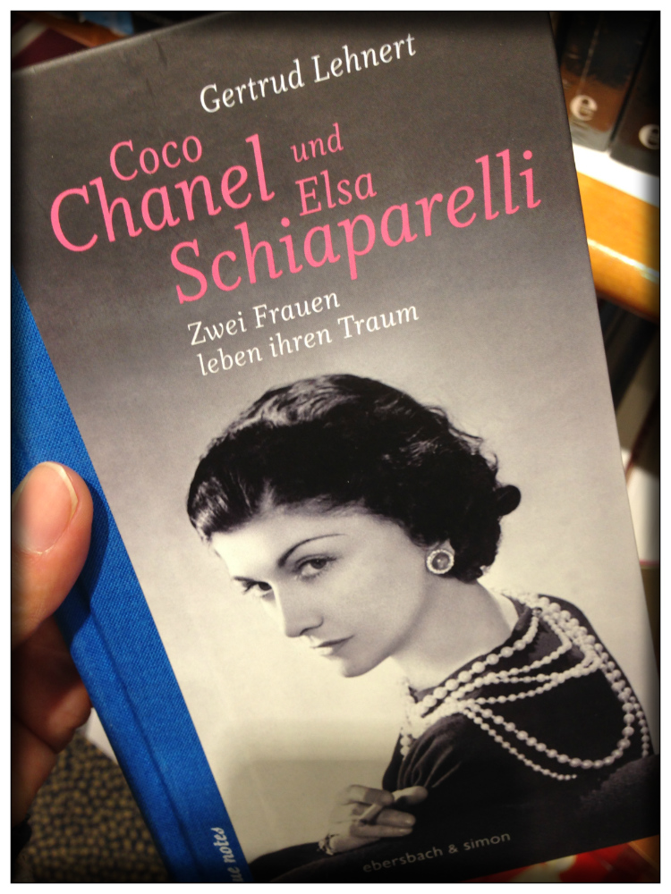 Chanel & Chaparelli- Literatur- Mode- Mariposa Fashion Blog
