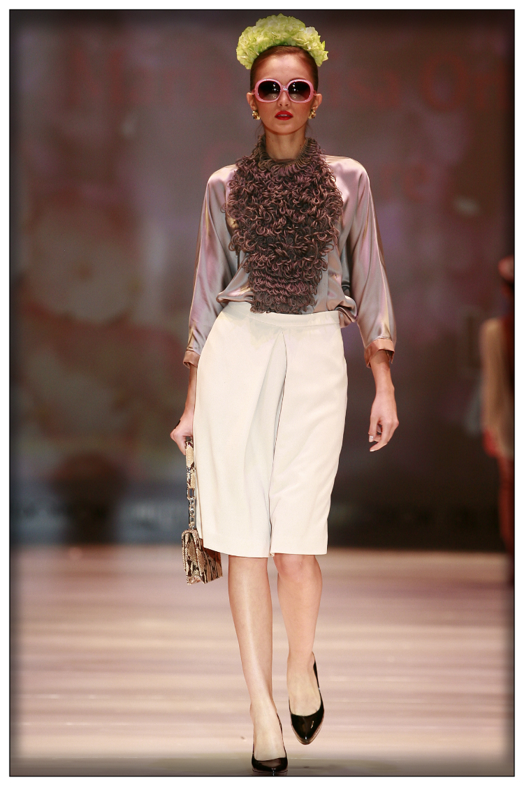 Maria Luisa Ortiz- kolumbianische Mode- Design- Couture- Styling Ideas- Mariposa Fashion Blog