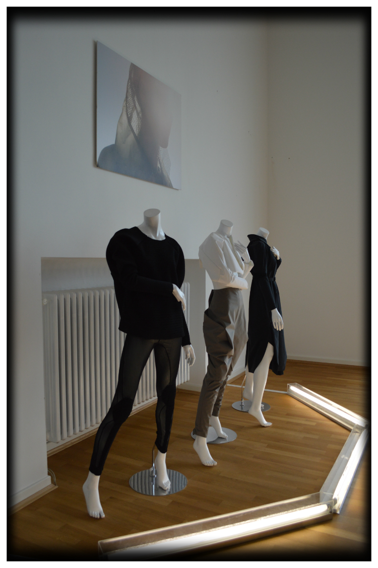 Fashion and sustainability- Fashion exhibition slowly-Hamburg- Germany