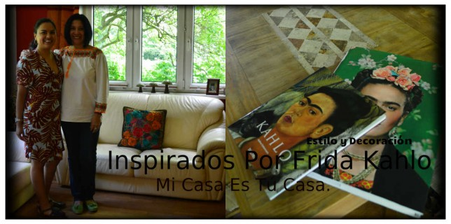 Mi Casa Es Tú Casa- Living in Germany- Frida Kahlo als Inspiration- Home Story- Design- Dekoration
