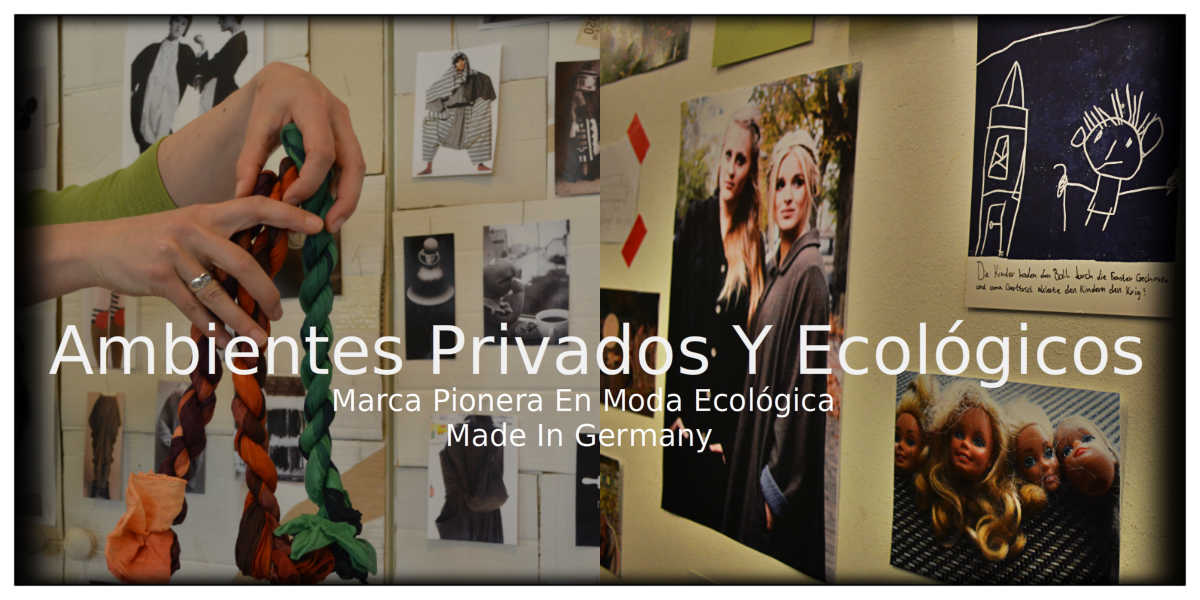 Private Environments Of Eco-Fashion