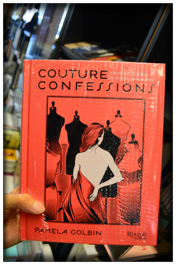Couture- Bücher- Mariposa Fashion Blog- Kultur- Lesertipps