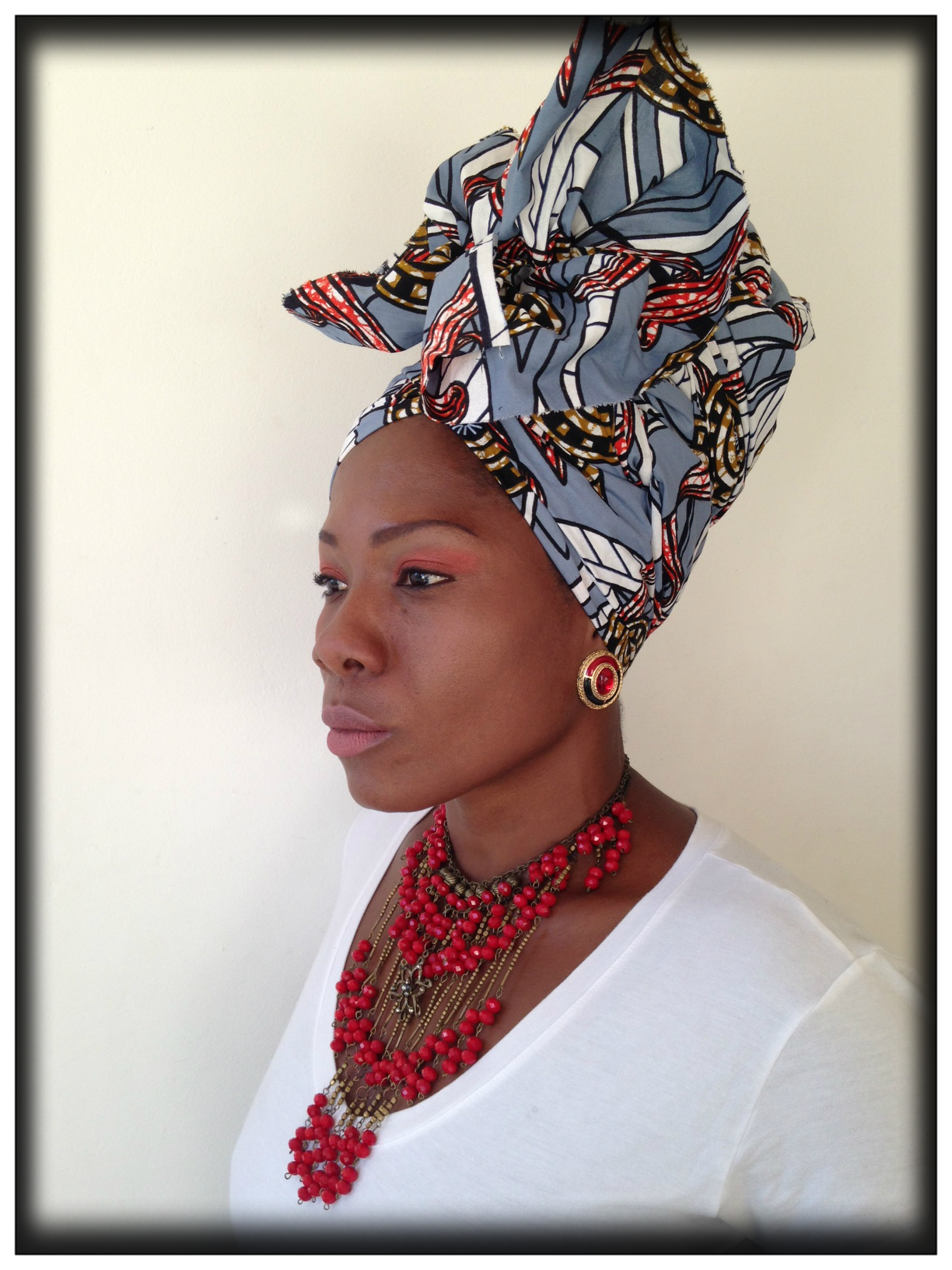 Turbans- Prints- Mariposa Fashion Blog