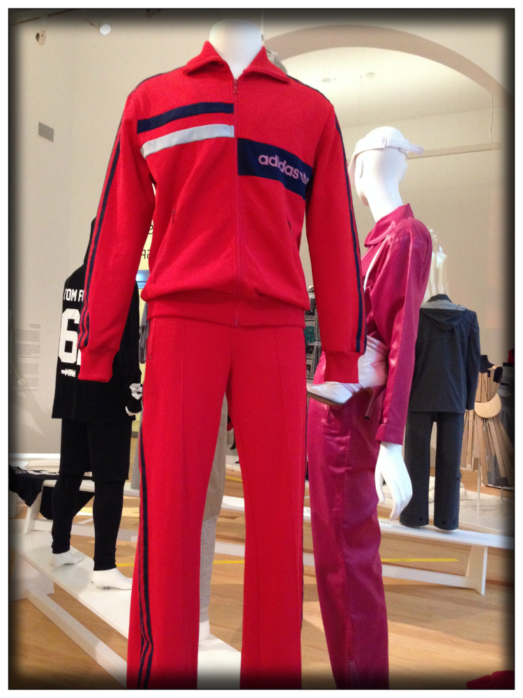 Adidas Sport Wear 80's- History of fashion- Mariposa Fashion Blog