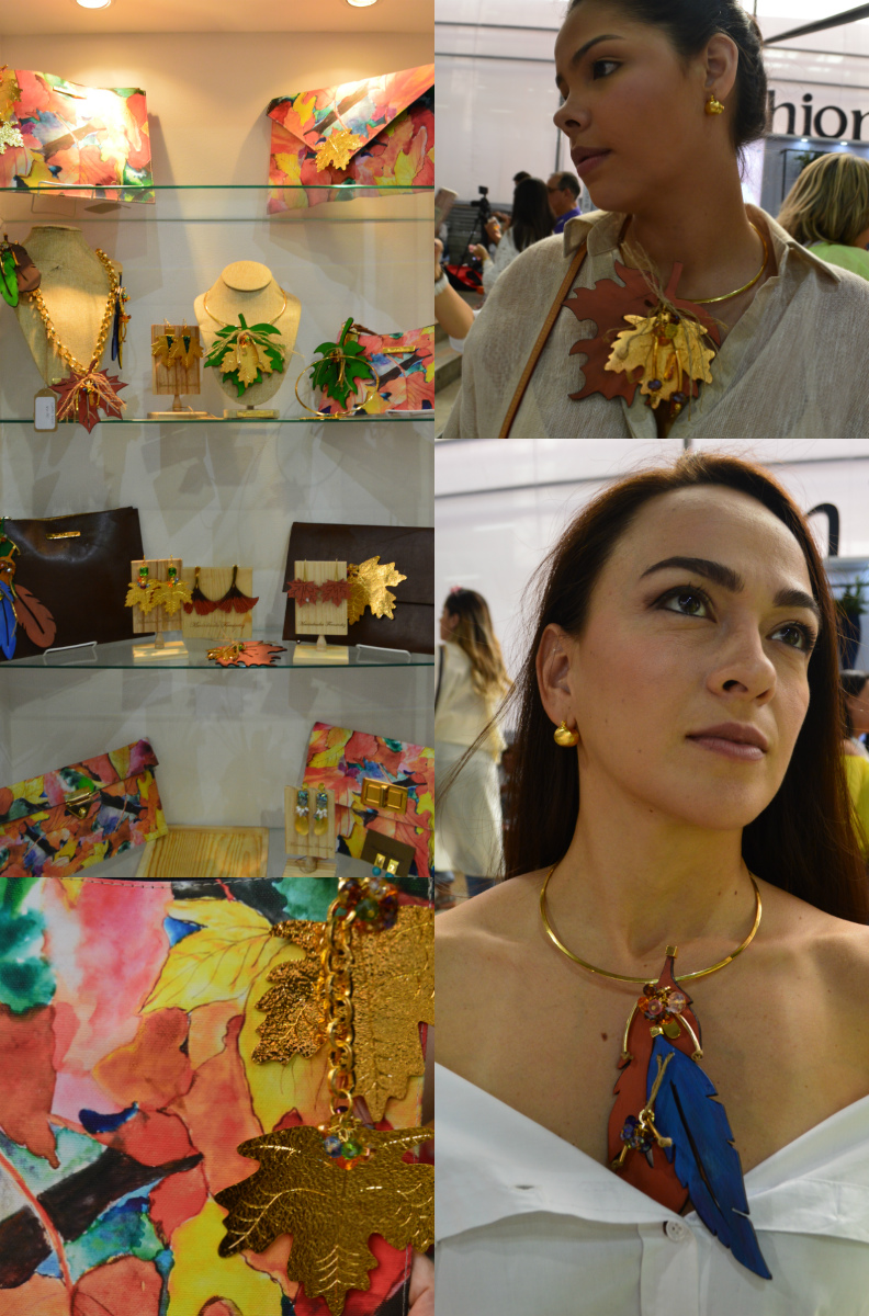 Maria Claudia Fernandez- Design- kolumbianisches Design- Mariposa Fashion Blog- Accessorien- Fashion Report