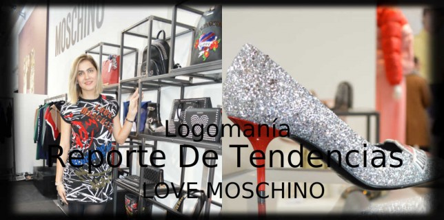 Moschino- Logomanía- Trends- Mariposa Fashion Blog