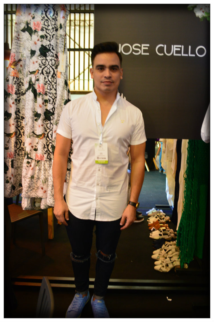 Mariposa Fashion Blog- Jose Cuello- Colombian Designer
