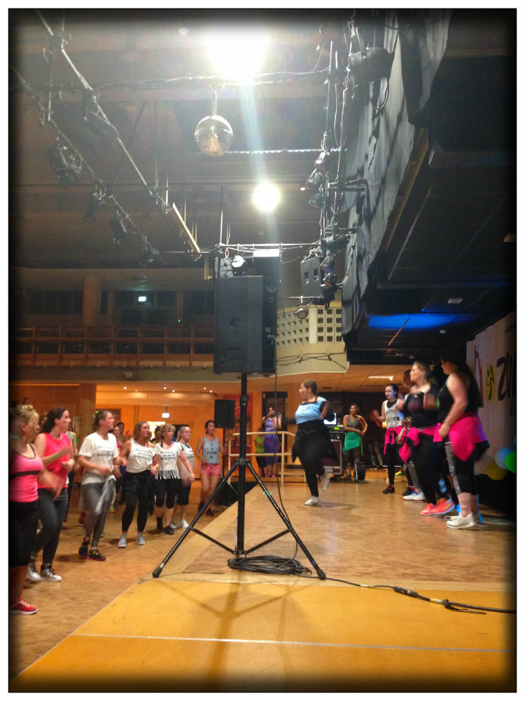 Mariposa Fashion Blog- Zumba Party- Harburg- Hamburg