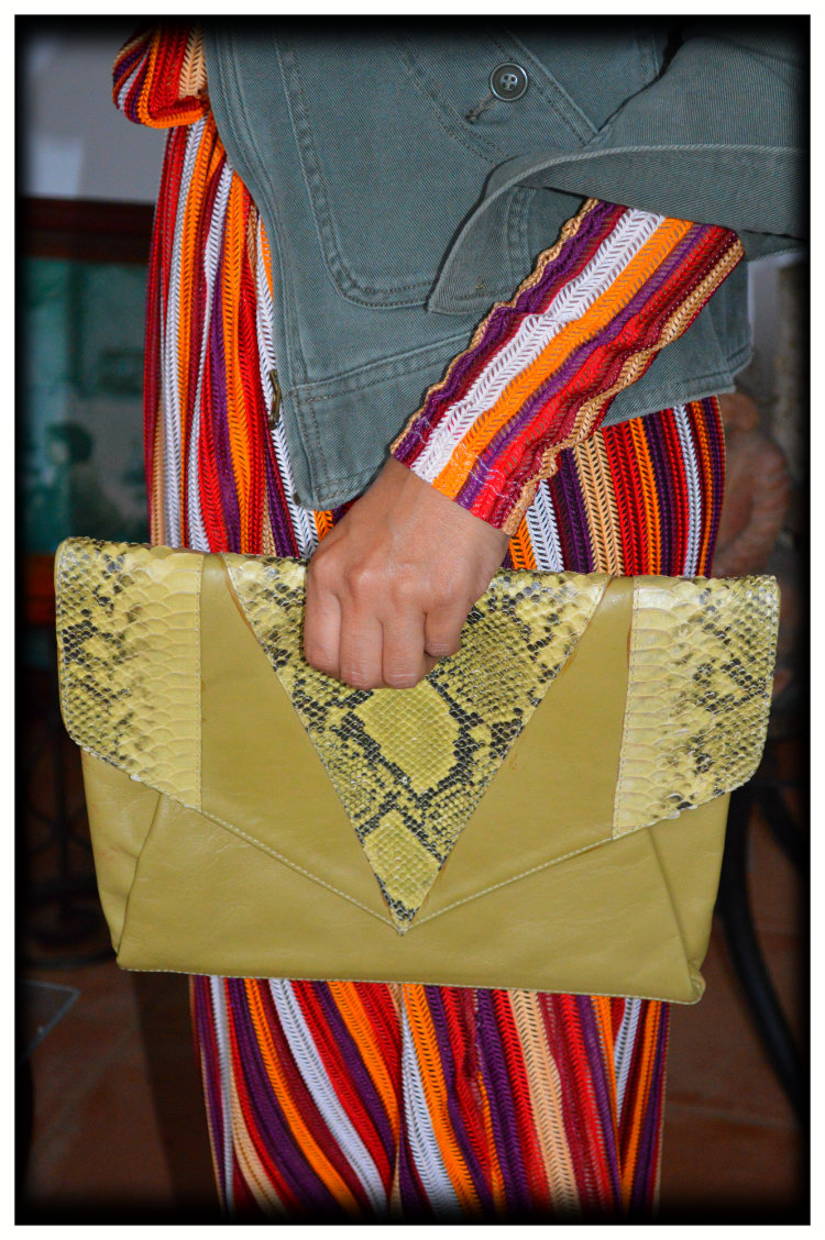 kolumbianisches Design- Trends- Modewelt- Herrera Murillas- Handtasche made in Kolumbien