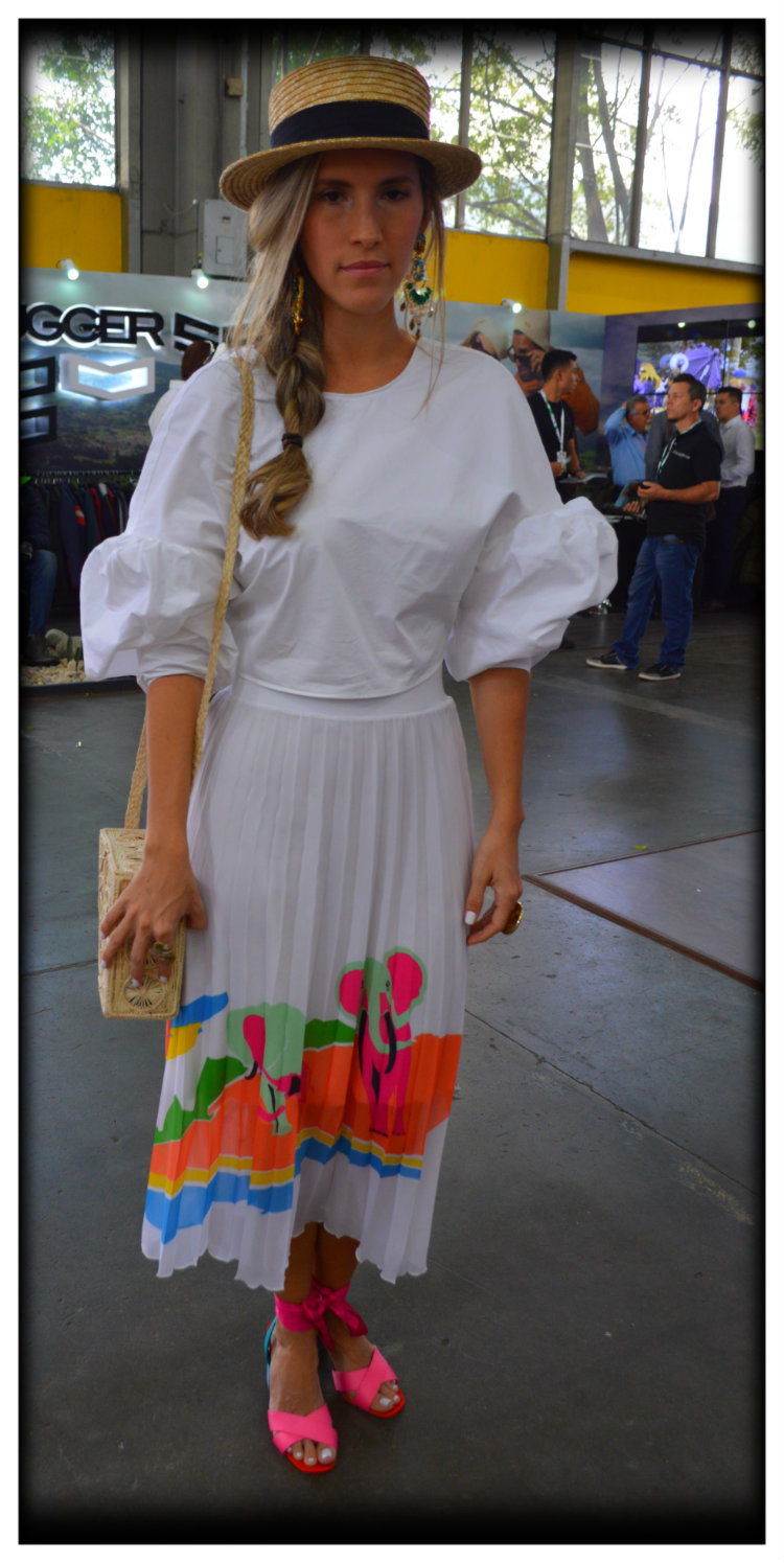 Mariposa Fashion Blog- Colombian Style- StreetStyle- The new latino style