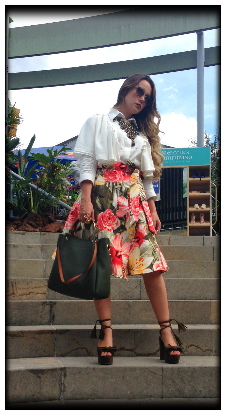 Mariposa Fashion Blog- StreetStyle- Colombia- The real woman