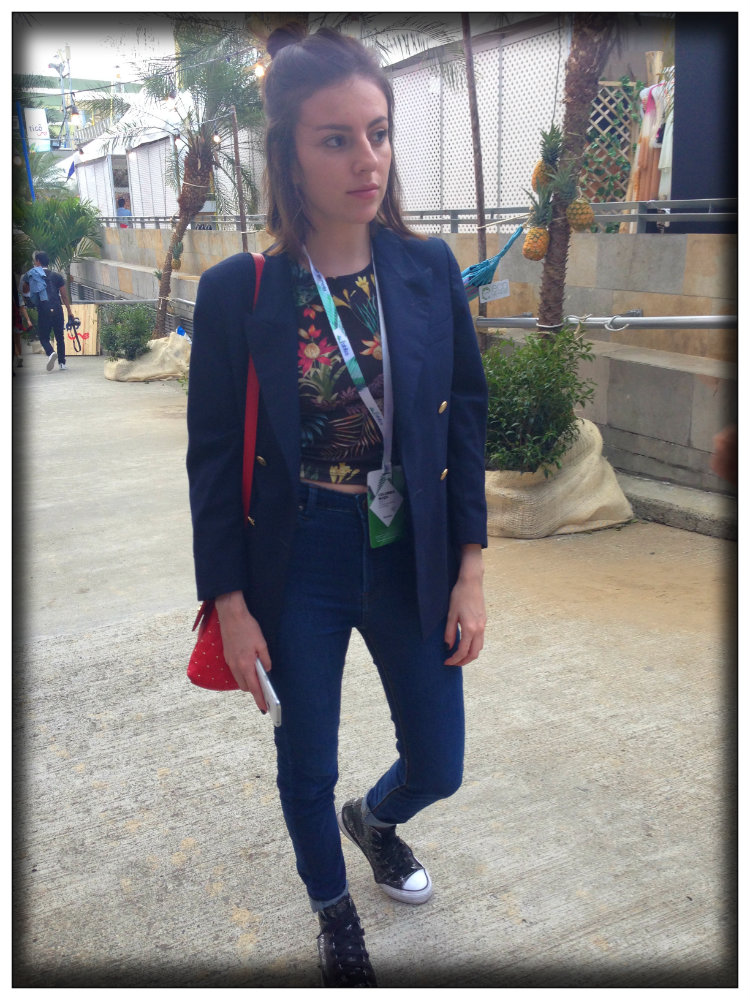 Mariposa Fashion Blog- Streetstyle-Colombia- the new latino look- Real Woman